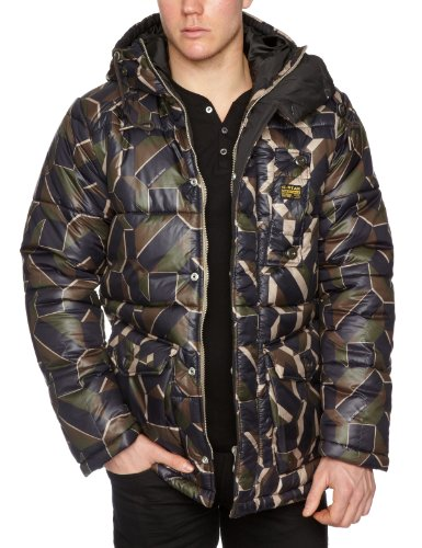 G-Star Arctic Quilted Field Men's Jacket Dune Small
