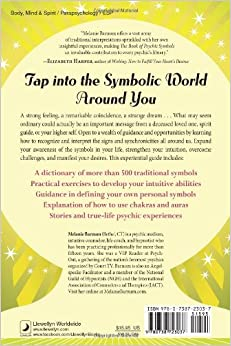 The Book of Psychic Symbols: Interpreting Intuitive MessagesPaperback– June 8, 2012