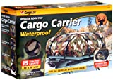 CargoLoc 32425 Camo 15 cubic Foot Roof top Cargo Carrier
