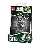 LEGO® Starwars Boba Fett Keyring Led Key Light Torch