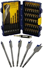Irwin Tools 4935569 Drilling and Fastener Drive 56-Piece Kit