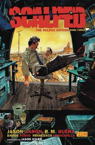 Scalped Deluxe Edition HC Book Three