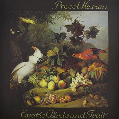 Original album cover of Exotic Birds & Fruit by PROCOL HARUM