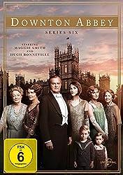 Downton Abbey - Staffel sechs [4 DVDs]