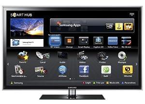 "Samsung UE40D6200 TV LCD 40"" (101 cm) LED 3D HD TV 1080p 200 Hz 4 HDMI USB"