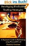Developing Profitable Trading Strateg...