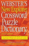 Websters New Explorer Crossword Puzzle Dictionary