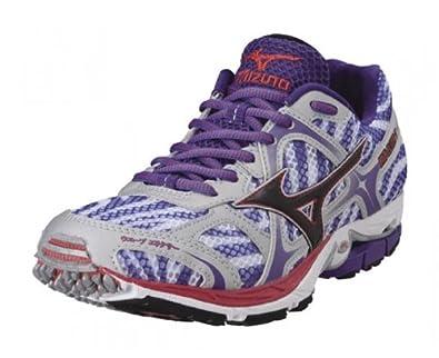 Mizuno Lady Wave Elixir 7 Running Shoes - 6.5 - White