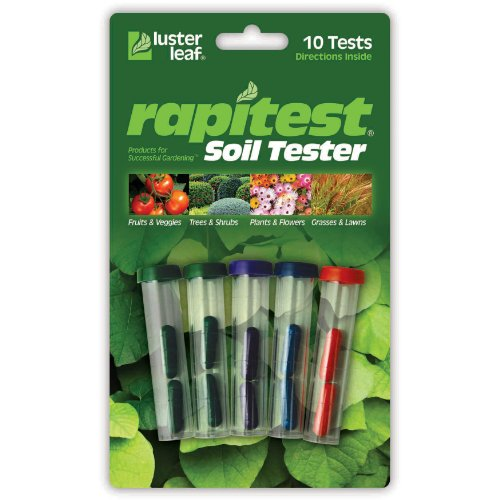 Luster Leaf Rapitest Soil Tester 1609CS