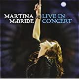 Live In Concert CD/DVD combo package
