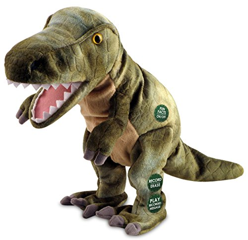 Chantilly-Lane-Record-A-Saurus-Tyrannosaurus-Rex-Records-Your-Words-and-Replays-with-DinoVoice