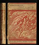 Prosperity: Fact or Myth (Charles Boni Paper Books)
