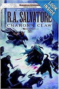 Charon's Claw: Neverwinter Saga, Book III by R.A. Salvatore