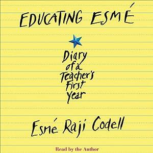 Educating Esme Audiobook