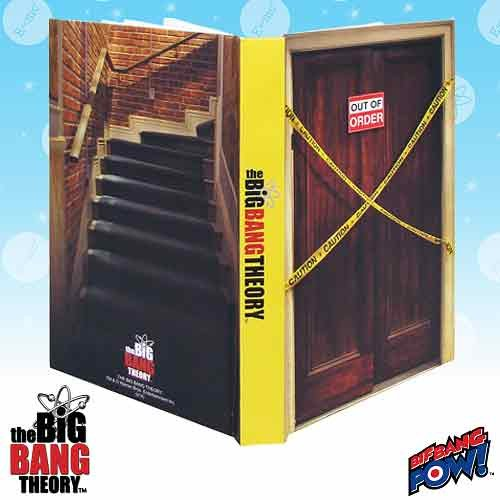 The Big Bang Theory Elevator Journal - 1