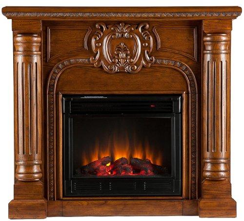 Carino Electric Fireplace image B009PRYHGW.jpg