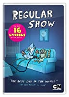 Regular Show Best Dvd In The World At This Moment In Time Volume 2 from Cartoon Network