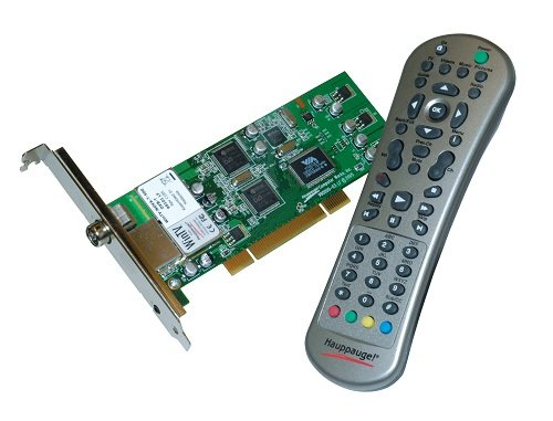 Hauppauge WinTV Nova T 500/Dual digital PCI TV tuner card