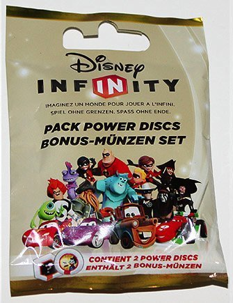 Disney Infinity Power Disc TRU Exclusive Series 4 - 1