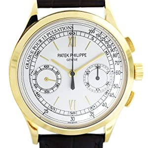 Patek Philippe 5170J Chronograph 18k Yellow Gold Mens Watch