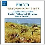 Bruch: Violin Concertos Nos.2 & 3