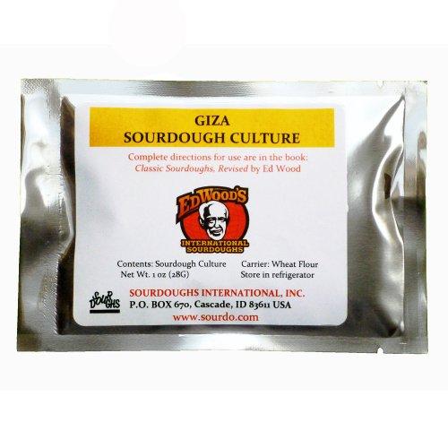 Egypt (Giza) Sourdough Culture (Sourdough Starter Culture compare prices)