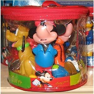 Mickey mouse bath toys