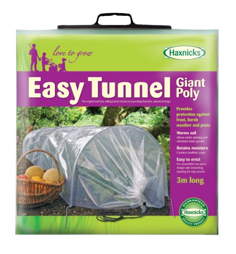 Tierra Garden 50-5000 Haxnicks Easy Poly Tunnel, Giant