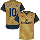 Arsenal Away Wilshere Jersey 2015 / 2016 (Official PS Pro Player Printing)