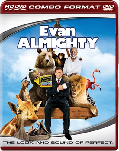 Evan Almighty (Combo HD DVD and Standard DVD) Cover Art