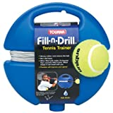 Tourna Fill and Drill Tennis Trainer ~ Tourna