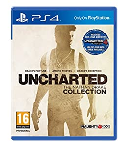 Uncharted: The Nathan Drake Collection from Sony
