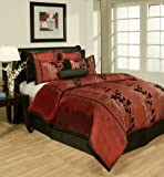Laurel 8-Piece Queen Comforter Set