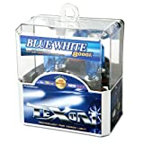 TEXON 8000K XENON HALOGEN 2 BULBS BLUE-WHITE 9006 HB4 55W