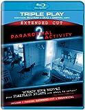 Paranormal Activity 2 - Triple Play (Blu-ray + DVD + Digital Copy) [2010] [Region Free]