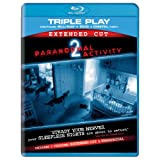 Paranormal Activity 2 - Triple Play (Blu-ray + DVD + Digital Copy) [2010] [Region Free]by Katie Featherston