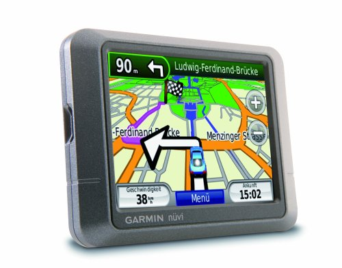Garmin nüvi 205T Navigationssystem DACH inklusive