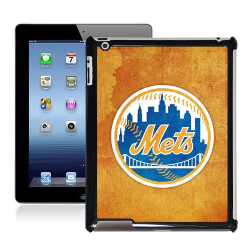Hot Costum MLB New York Mets Ipad 2,3,4 Case For MLB Fans By Xcase at Amazon.com