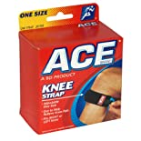 ACE Knee Strap, Adjustable One Size