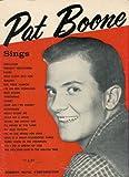 Pat Boone Sings Songbook 1957