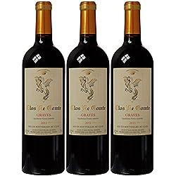 Clos le Comte Graves 2011 Wine 75 cl (Case of 3)