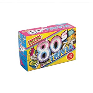 Spinning Hat Awesome 80's Trivia Game