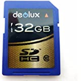 NEW 32GB Class 10 Speed SD SDHC MEMORY CARD FOR Kodak Playsport Zx3 CAMCORDER
