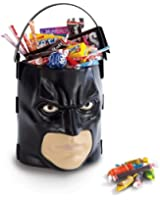 Batman The Dark Knight Rises Treat Pail Halloween Candy Bucket