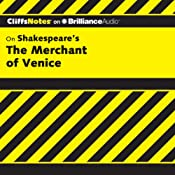 The Merchant of Venice: CliffsNotes | Waldo F. McNeir, Ph.D.