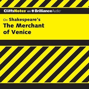 The Merchant of Venice: CliffsNotes | [Waldo F. McNeir, Ph.D.]