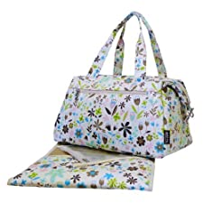 Tulip Overnight Changing Bag Set by MaByLand