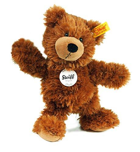 012891 - Steiff - Kuschelige Teddybären - Charly Schlenker-Teddybär 23 cm braun