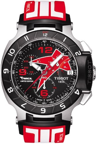 Tissot Nicky Hayden 2012 Limited T-Race Black Mens Watch T0484172705708 Mua hàng