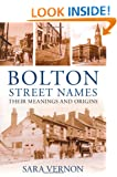 Bolton Street Names: Their Meanings & Origins